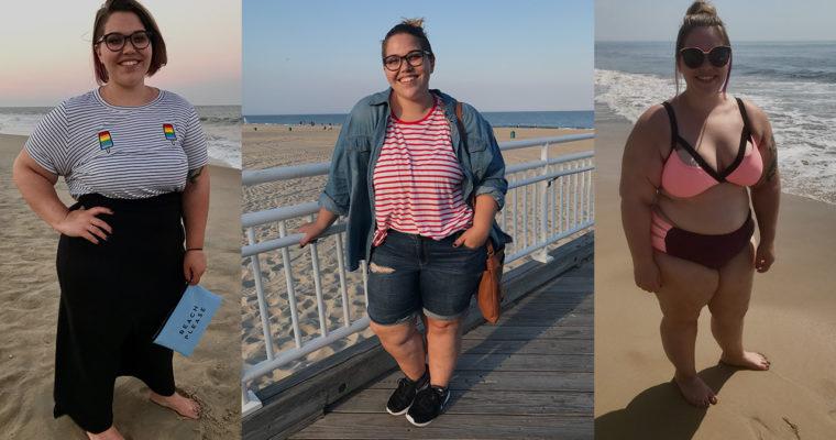 Beach Vacation Plus Size Lookbook