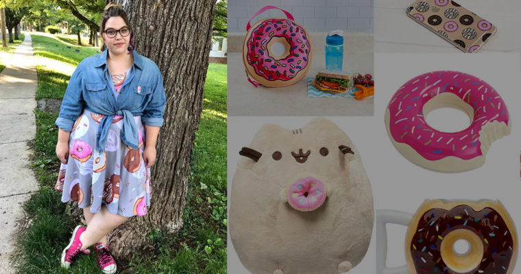 10 Cute Donut Things You Can Buy Right Now!
