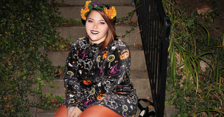 The Queen of Halloween | Plus Size Costume